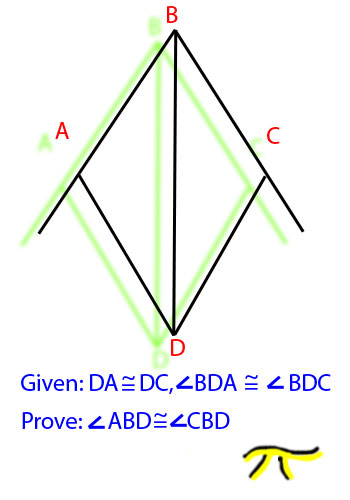 44 Cpctc Using Corresponding Parts Of Congruent Triangles Are